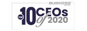 Top 10 CEOs 2020